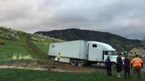 Semitruck crash near Nephi homes has residents worried about safety ...