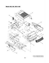 murray lawn tractor wiring diagram parts model 8 36568 on popscreen model 13ag688h722 mtd lawn tractor wiring diagram 1 parts