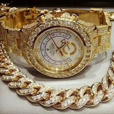 25 best ideas about mens diamond watches rolex mens fully iced out lab diamond rolex yatchmaster 2 ii gold lab diamond watch 2 100 via