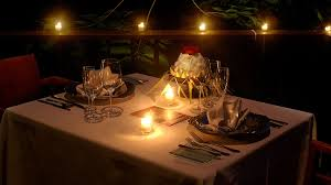 Candle Light Dinner Hd Images Romantic Candle Light Dinner Maya Ubud Resort Spa Bali