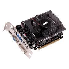 <b>Видеокарта MSI GeForce GT</b> 730 750Mhz PCI-E 2.0 4096Mb ...