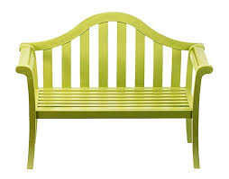 lime green patio furniture. Contemporary Lime Green Arched Porch Bench - Garden Supplies Patio Furniture