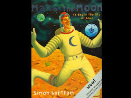 Image result for man on the moon ( a day in the life of bob) image