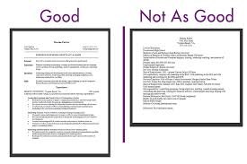 resume how to write a good resume for your first job