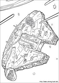 Star Wars Ships Coloring Pages Printable Star Wars Coloring Picture