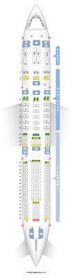 A340 300 Sas Seating Chart Seatguru Seat Map Lufthansa Seatguru
