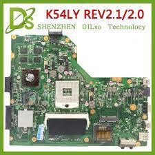 KEFU K54LY <b>For ASUS K54LY X54H</b> K54HR X84HAK54C ...