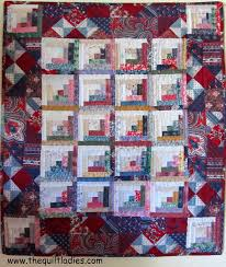 The Quilt Ladies Book Collection: Mini Log Cabin Quilt Pattern ... & mini log cabin tutorial Adamdwight.com