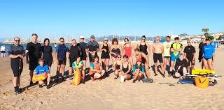 Aquest cap de setmana doble sessió. Dissabte Marxa Aquàtica i diumenge  iniciem l'Aqua Beach Trail   Club Excursionista Arítjol