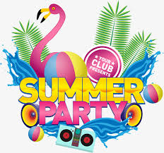 summer party clipart. Fine Summer Vector Summer Party Festival Party Club PNG And Vector Inside Summer Party Clipart 3
