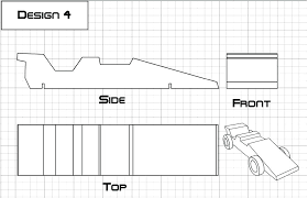 Pinewood Derby Template Unique Pinewood Derby Template Free Resume Ideas Car Design Templates F