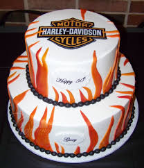 Harley Davidson Cake Decorations 2013 All Occasion Cakes Creations By Laura