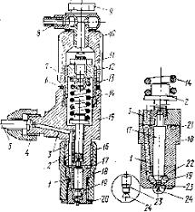 Реферат На тему Система питания дизельных и карбюраторных двигателей