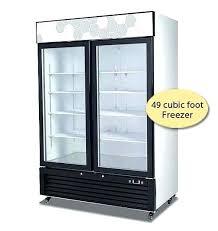 5 cubic foot freezer exotic 5 cubic foot freezer double glass door merchandiser freezer c 5 cubic feet 5 cubic foot chest freezer reviews