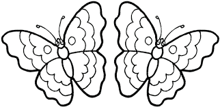 Awesome Coloring Detailed Butterfly Coloring Pages Adult Printable
