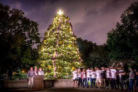 28 the university will host holiday spectacular where a number of activities open to the community will take place including the lighting of the lsu