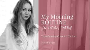 my morning routine olena loves