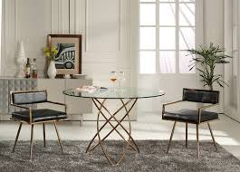 Contemporary Round Dining Table Best Modern Dining Tables In Modern Miami Furniture Store