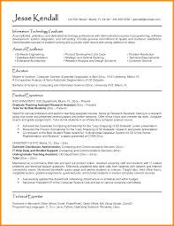 Computer Science Student Resume Sample. Computer Science Student ...