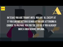 School What The Is Of Texas In Dropout Age Yt - Legal High To