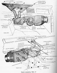 HeaterAssembly bronco com technical reference diagrams,