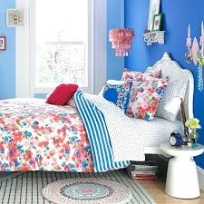 twin xl bedding sets twin bed sheets fl cotton comforter and sham set twin with regard