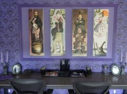 Dream Room: A Disney Haunted Mansion Bedroom - Homes and Hues