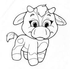Small Picture 100 ideas Coloring Pages Of Cows Free Printable on wwwcleanrrcom