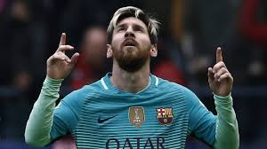 Barcelona Messi Overtakes Cristiano To Top Laligas Goal