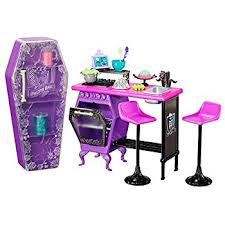 Amazon Monster High Home Ick Accessory Pack Toys & Games