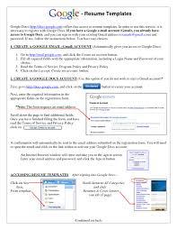 My Google Resume Fresh Unique Google Doc Template Resume Snatchnet