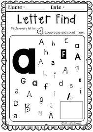 Free Letter of the Week A is designed to help teach letter A for ...