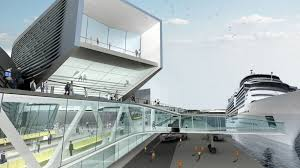 Train Terminal Design Sustainable Building Design For Kaohsiung Port Terminal And