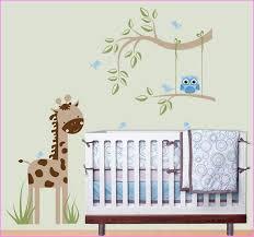 baby nursery wall decor stickers