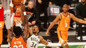 NBA-Finals: Ein Monsterblock hält ...