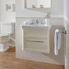 imperial etoile canterbury medium wall hung vanity unit basin