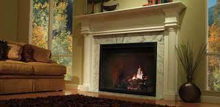 The beauty and warmth of a fire with no smoke or ash. Look To Gas Fireplaces For Home Heating Help Heatilator