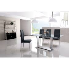 stainless steel kitchen table and chairs. Stainless Steel Dining Table Set Kitchen And Chairs