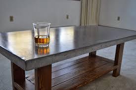 Custom Made Concrete Table Set