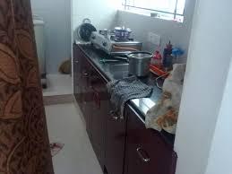 Kitchen Looks Sree Tech Interior Chennai Pvc Modular Kitchen Helps You To Keep