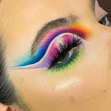 Colourful is my VIBE🌈 - Nadia Morton Makeup Artistry | Facebook