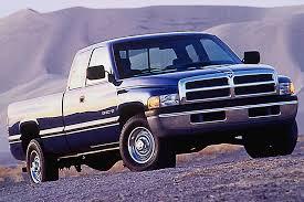 1994-01 Dodge Ram Pickup   Consumer Guide Auto