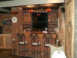 Home Design  Rustic Basement Bar Ideas Cabinets HVAC Contractors - Rustic basement ideas
