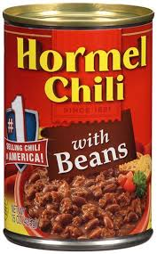 hormel chili can. Fine Chili Hormel Chili With Beans In Can 0