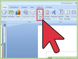 ways to add a header in powerpoint wikihow image titled add a header in powerpoint step 3