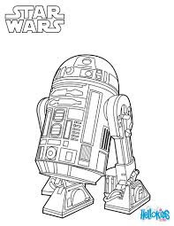 Small Picture R2 D2 coloring page from the new Star Wars movie The Force Awakens