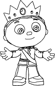 Small Picture whyatt here in superwhy coloring page coloring sky super why