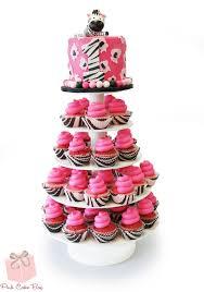 Birthday Cupcake Stands