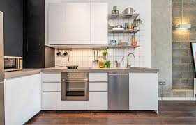 small kitchen ideas to get rid of clutter freshome com