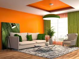 orange wall amazing decoration walls living room ideas for paint colours